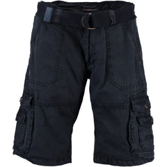 PLAVO MEN SHORTS  NAVY