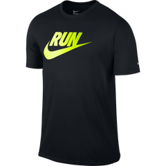 RUN P DRI-BLEND RUN SWOOSH TEE, Nike, Pulssport