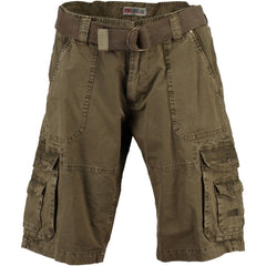 PLAVO MEN SHORTS KAHKI