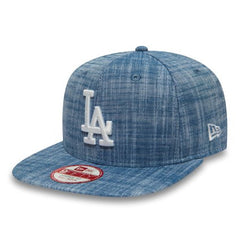 New Era - MLB CHAMBRAY SNAP LA - [product_collection], Pulssport.se