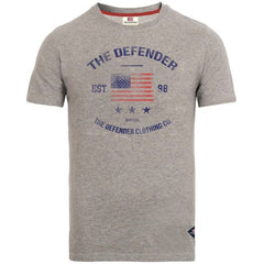THE DEFENDER USA - BRAD TEE - [product_collection], Pulssport.se