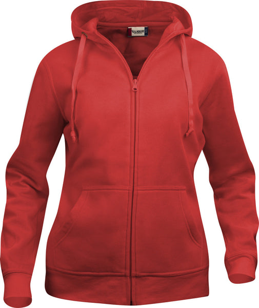 Clique - BASIC FZ HOODIE WOMAN - [product_collection], Pulssport.se