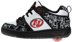 Heelys - NINJA WHITE/BLACK - [product_collection], Pulssport.se