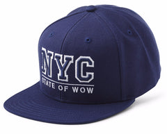 State of wow - NEW YORK JR ADJUSTABLE CAP - [product_collection], Pulssport.se