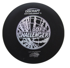 Discraft - ELITE-X P&A SOFT CHALLANGER +1 - [product_collection], Pulssport.se