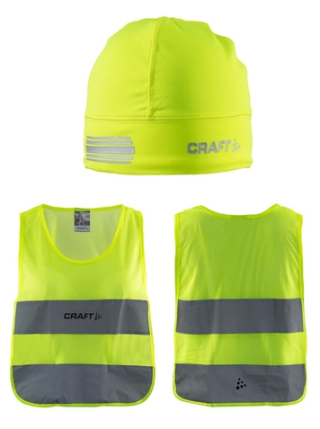 Craft - BRILLIANT BOX HAT & VEST - [product_collection], Pulssport.se