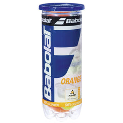 BABOLAT - BALL ORANGE x 3 PET - [product_collection], Pulssport.se