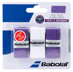 BABOLAT - PRO TOUR WIMBLEDON 3 PACK Kamp - [product_collection], Pulssport.se