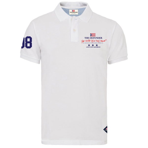 THE DEFENDER USA - BRADY POLO USA PIKÉ - [product_collection], Pulssport.se