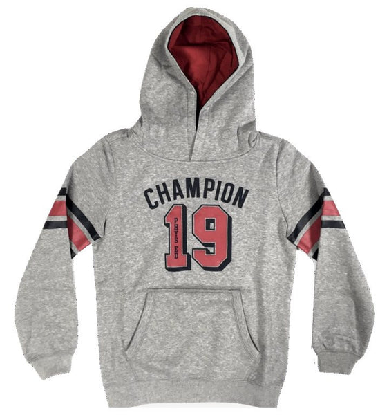 HOODED SWEATSHIRT JUNIOR, Champion, PULSSPORT, Sportbutik Online & i Kungsbacka - 1