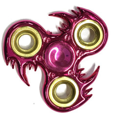 FIDGET SPINNER CHROME DRAKE