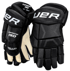 Bauer - SUPREME 150 GLOVE - JR - [product_collection], Pulssport.se
