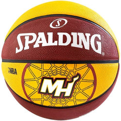 Spalding - SPALDING MIAMI HEAT - [product_collection], Pulssport.se