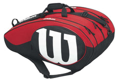 Wilson - MATCH II 12PK BAG - [product_collection], Pulssport.se