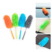 Load image into Gallery viewer, Microfiber dust cleaning brush. Feather Home Dust Cleaner Car Furniture Household Cleaning Brush