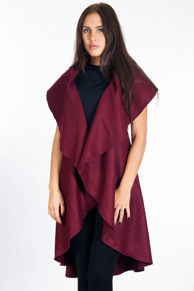 ST1000 New Women Coat Cape - 5 Colour