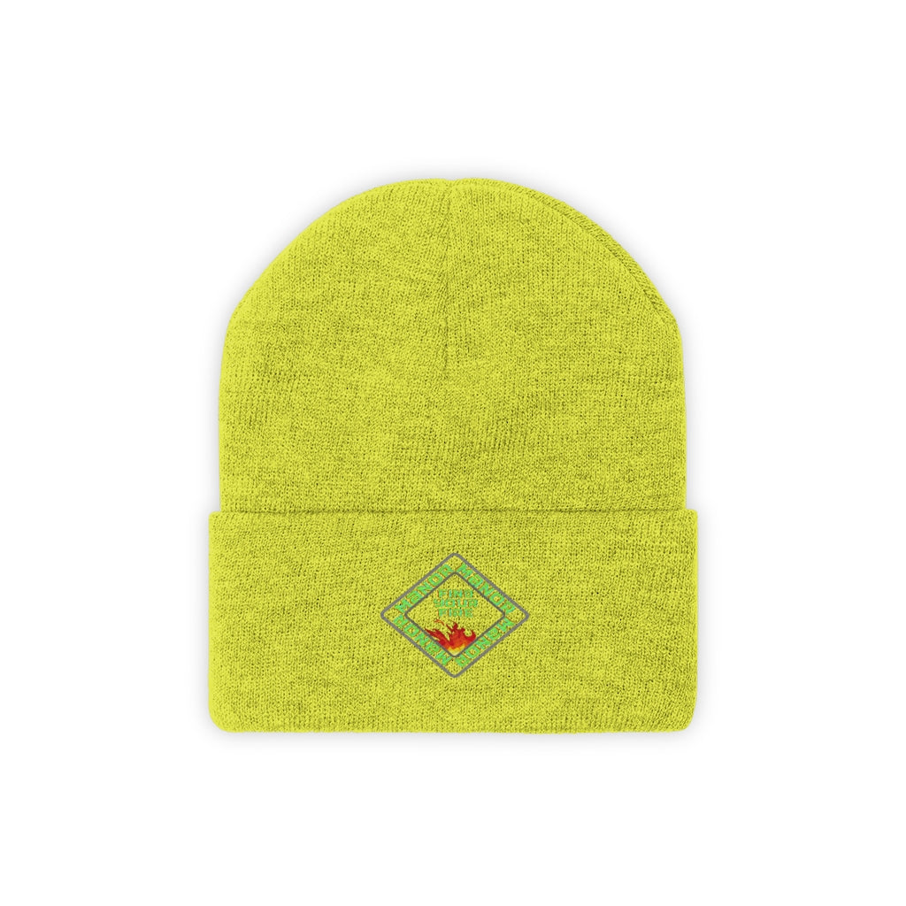 """MANOR"" Space Green, Knit Beanie"