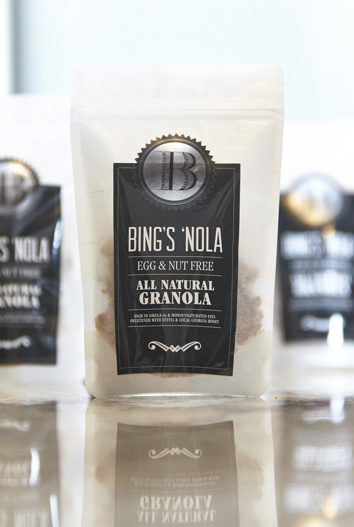 Bing's 'Nola MINI's—case pack