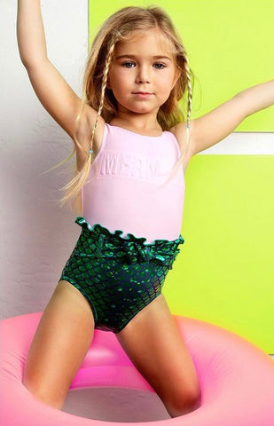 Shade Critters Mermaid Suit