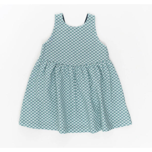 Thimble Weekend Berry dress