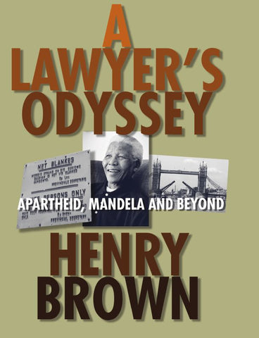 A Lawyers Odyssey - Ebook Version