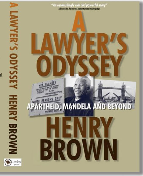 A Lawyers Odyssey - Softcover Version