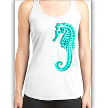 Load image into Gallery viewer, Seahorse Women's Tank Top