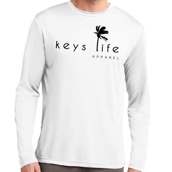 Keys Life Apparel Logo Long Sleeve Tee