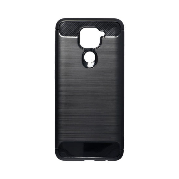 CUSTODIA COVER CARBON CASE XIAOMI REDMI NOTE 9