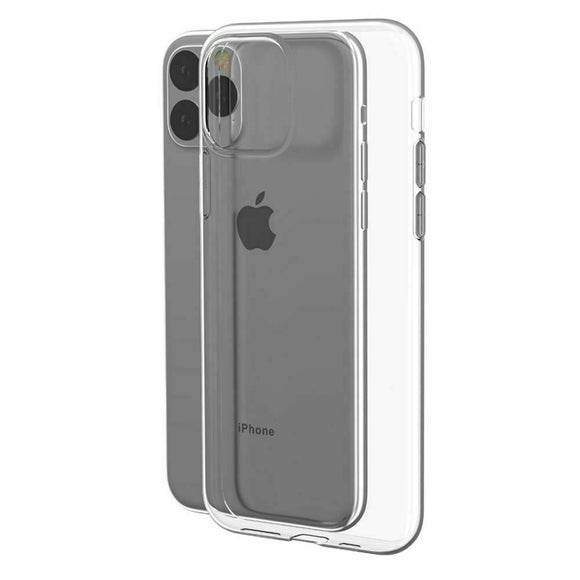 Custodia Cover Trasparente TPU iPhone