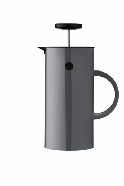 קנקן קפה french press ליטר 1 אפור