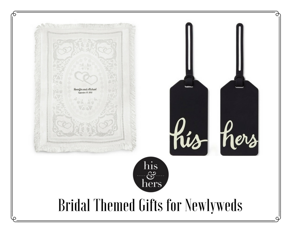 Bridal Themed Gifts for Newlyweds