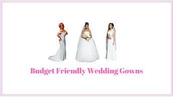 Budget Friendly Wedding Gowns