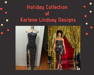 Holiday Collection at Karlene Lindsay Designs