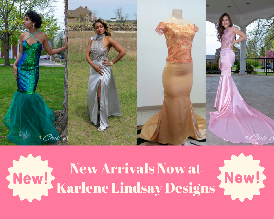 New Arrivals Now at Karlene Lindsay Designs