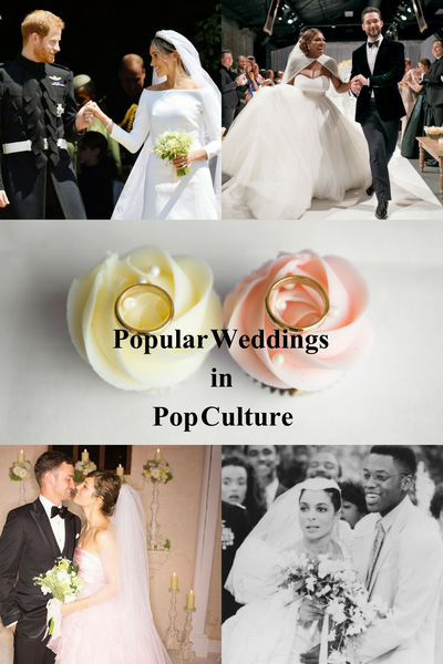 Popular Weddings in Pop Culture
