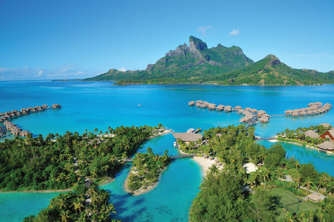 Bora Bora, French Riveria