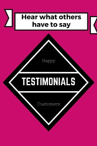 Testimonials for Karlene Lindsay Designs