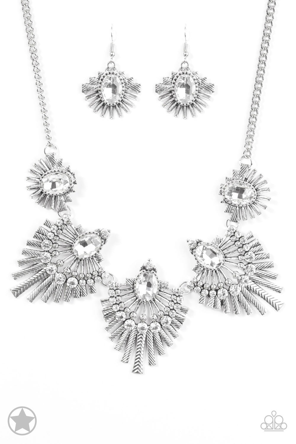 Sparks Necklace Set