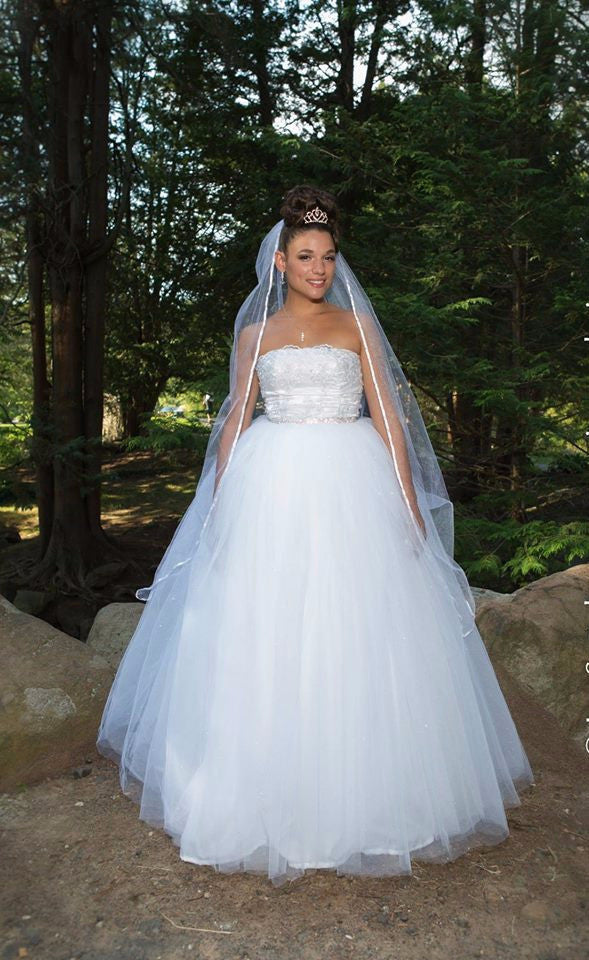 Wedding - Ball Gown Wedding Dress