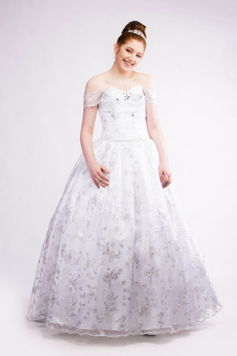 Wedding - Sweetheart Ball Gown Wedding Dress