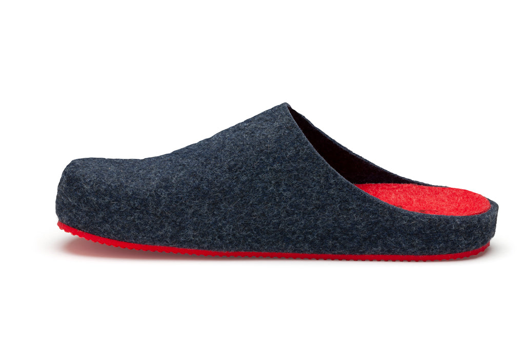 Sansa Homme (Navy/Red)