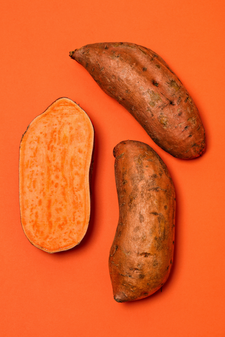 Smooth Singles (4-6 months): Sweet Potato
