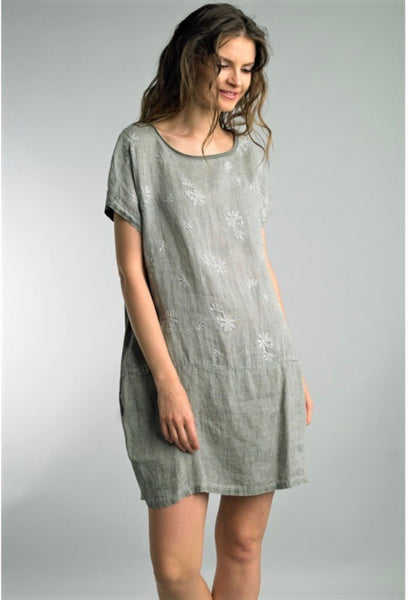 Clarissa Shift Dress