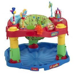 Exersaucer (stationary)