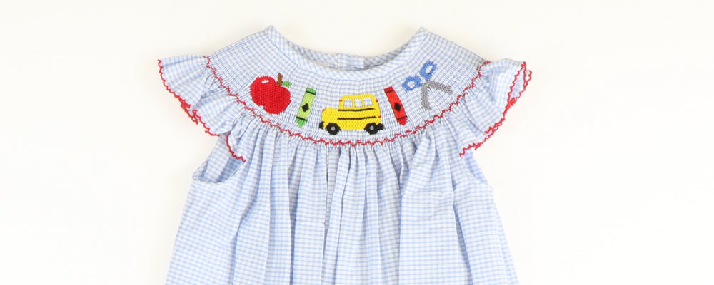 d2789d11388de Stellybelly | Fine Hand Smocked Clothing + Affordable Prices