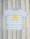 Bunny Basket Applique T-Shirt - Boys - Stellybelly - 1