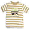 Clover Wagon Applique T-Shirt