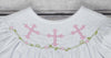 Smocked Crosses Bishop Top Bloomer Set - Girls - Stellybelly - 3