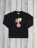 Grinch Applique Long Sleeve Shirt - Boys - Stellybelly - 1